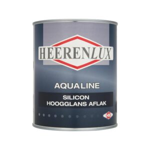Heerenlux Silicon Hoogglans Aflak Aqualine - 1000ml
