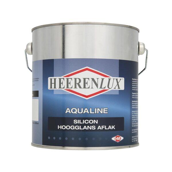 Heerenlux Silicon Hoogglans Aflak Aqualine - 2500ml