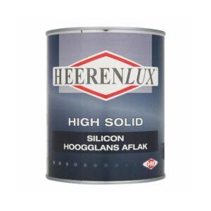 Heerenlux Silicon Hoogglans Aflak High Solid - 1000ml