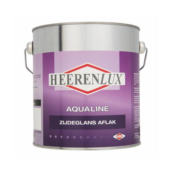 Heerenlux Zijdeglans Aflak Aqualine - 2500ml
