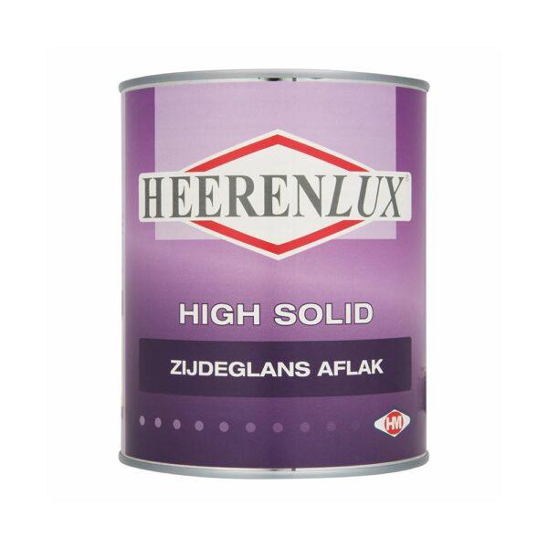 Heerenlux Zijdeglans Aflak High Solid - 1000ml